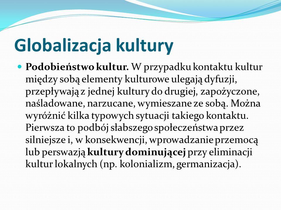 Globalizacja kultury