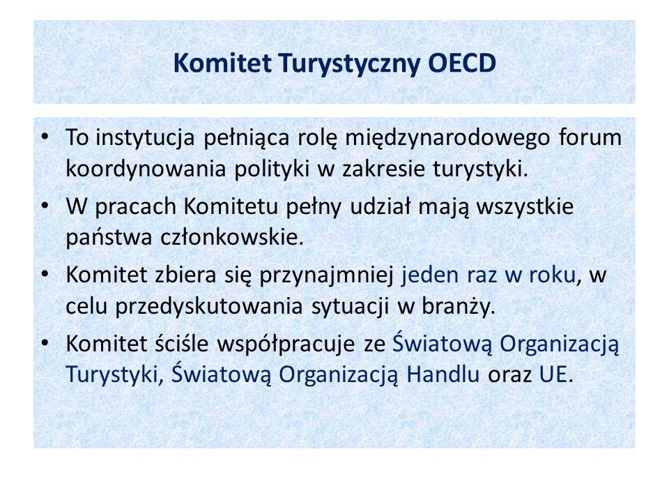 Komitet Turystyczny OECD