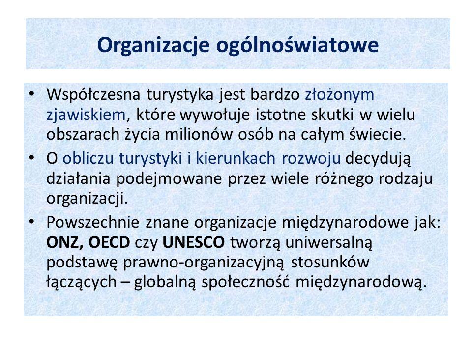Organizacje ogólnoświatowe