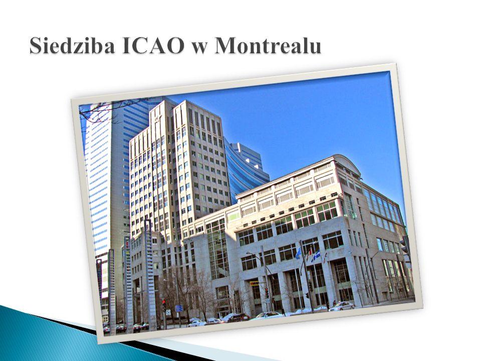 Siedziba ICAO w Montrealu
