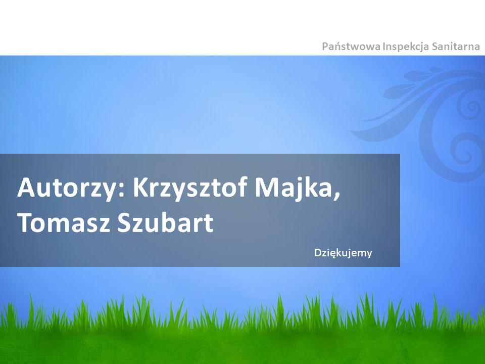 Autorzy: Krzysztof Majka, Tomasz Szubart