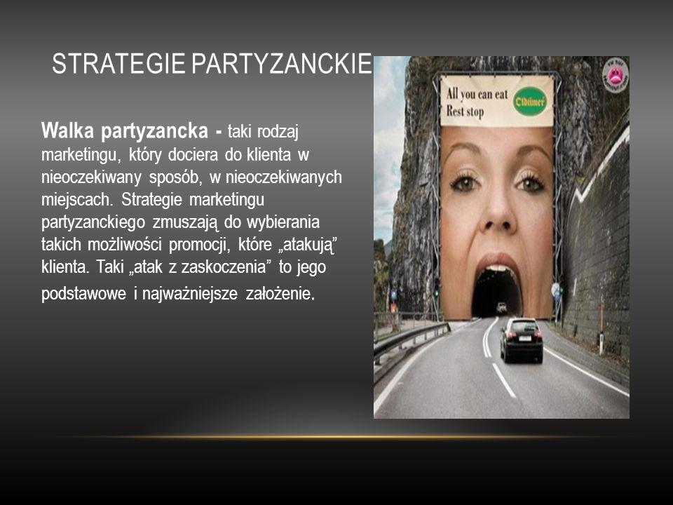 Strategie partyzanckie
