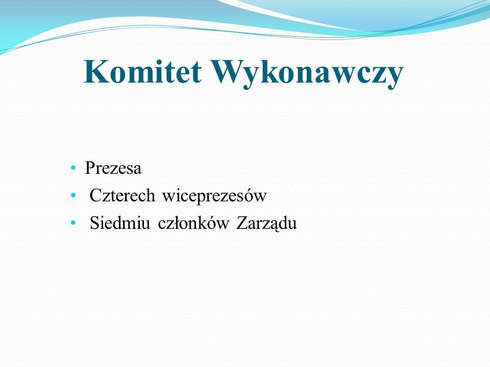 Komitet Wykonawczy Prezesa Czterech wiceprezesów