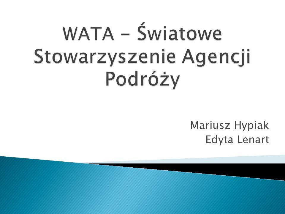 WATA - Światowe Stowarzyszenie Agencji Podróży