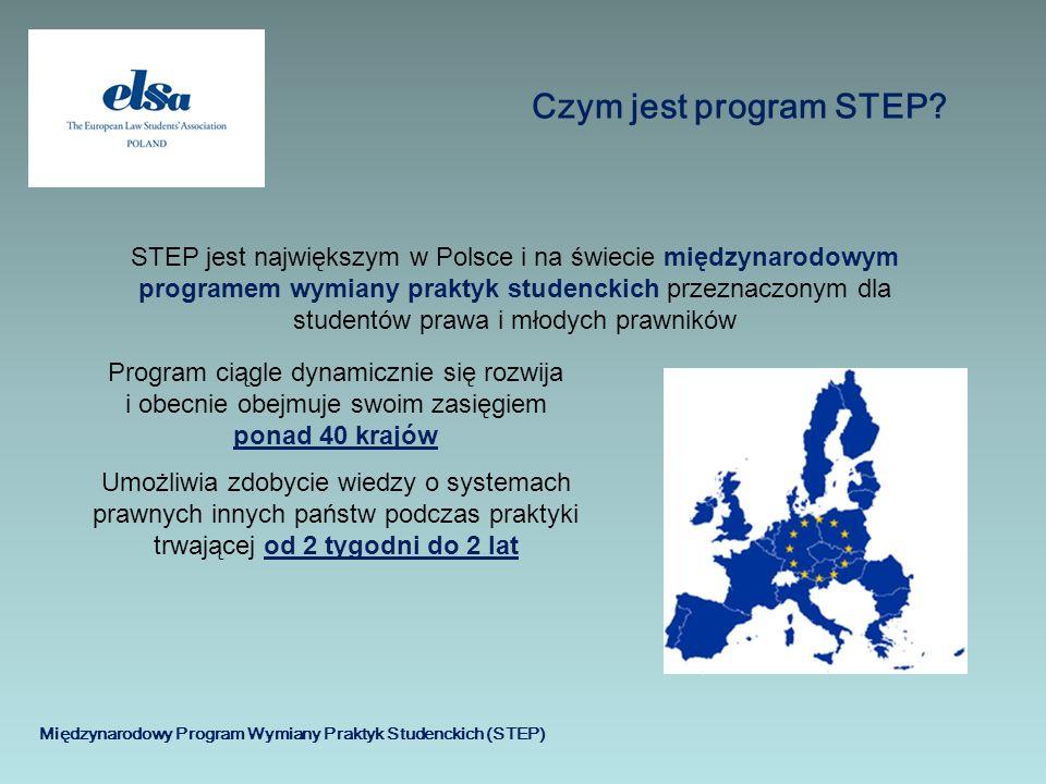 Czym jest program STEP