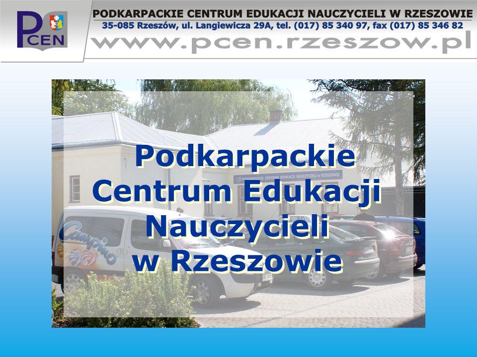 Centrum Edukacji Nauczycieli w Rzeszowie