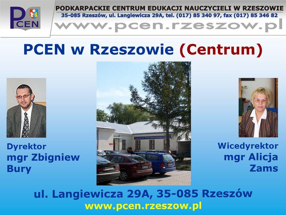 PCEN w Rzeszowie (Centrum) ul. Langiewicza 29A, 35-085 Rzeszów