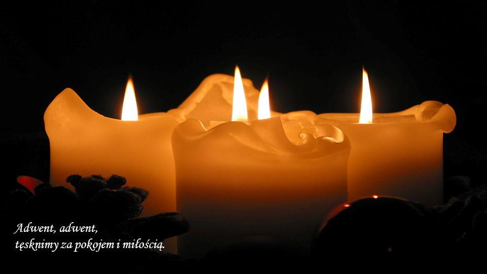 tęsknimy za pokojem i miłością.