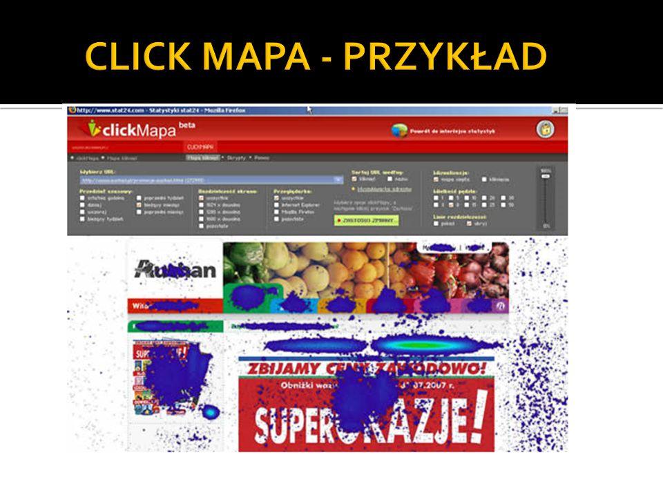 CLICK MAPA - PRZYKŁAD