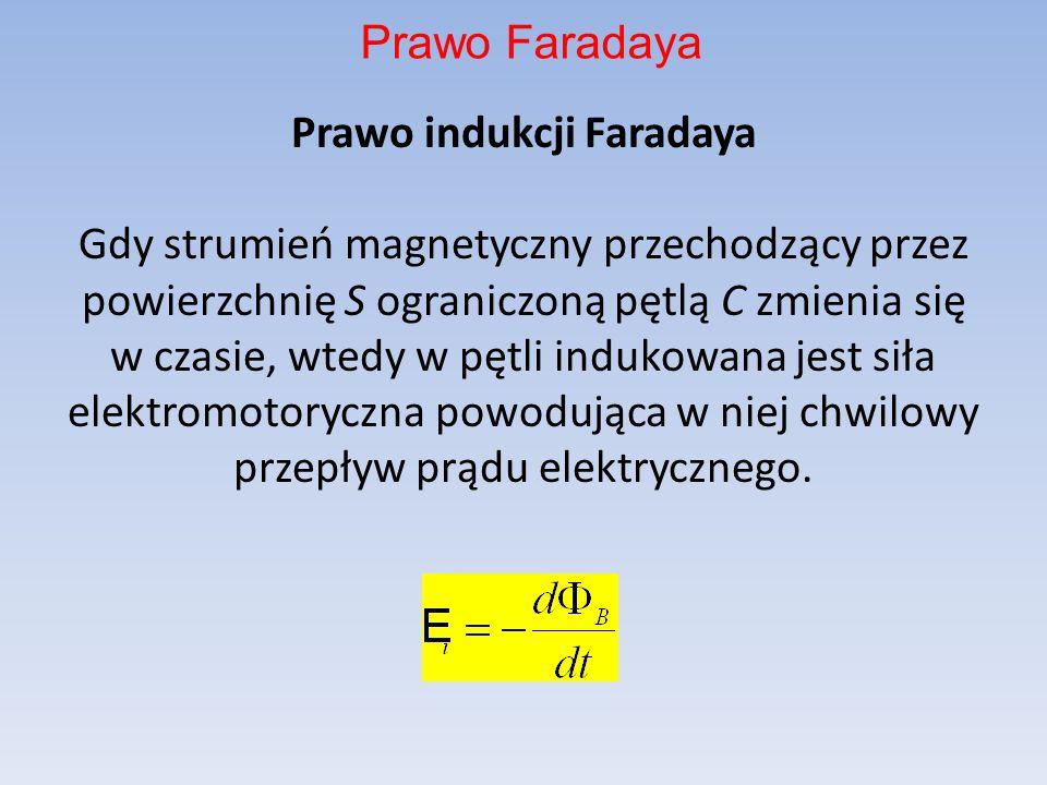 Prawo Faradaya