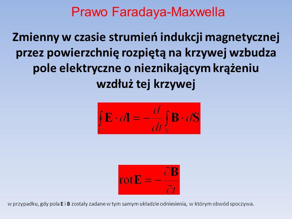 Prawo Faradaya-Maxwella