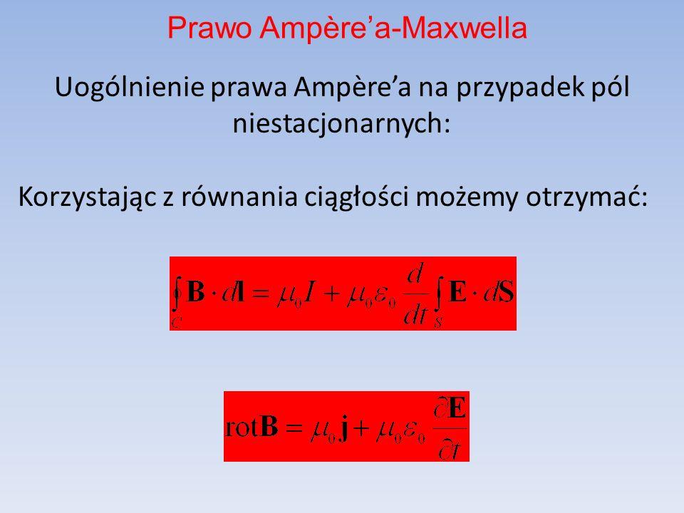 Prawo Ampère'a-Maxwella