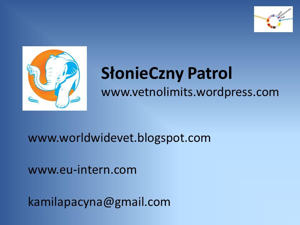 SłonieCzny Patrol www.vetnolimits.wordpress.com