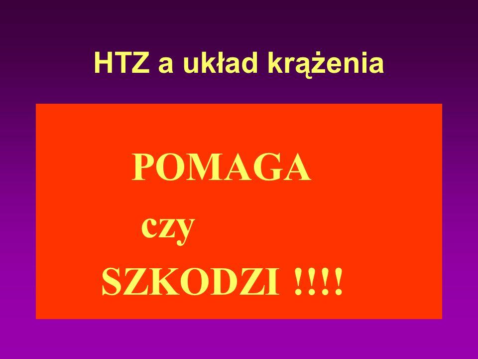 HTZ a układ krążenia POMAGA czy SZKODZI !!!!