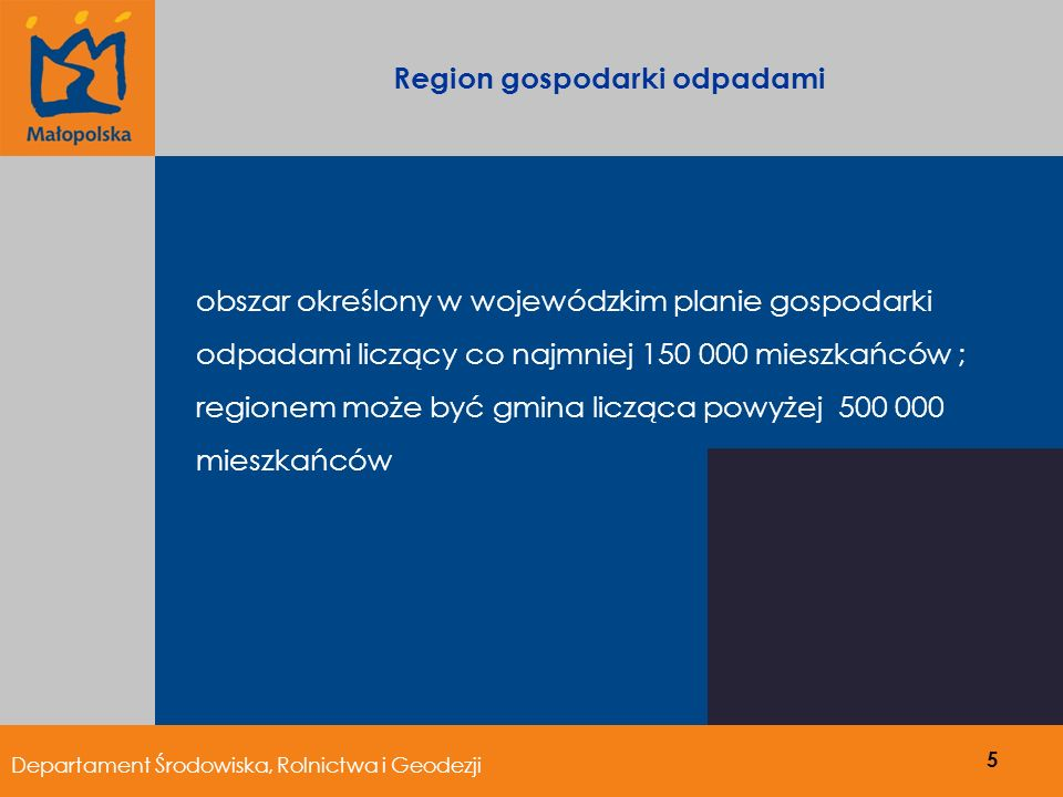 Region gospodarki odpadami