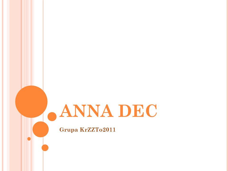 ANNA DEC Grupa KrZZTo2011