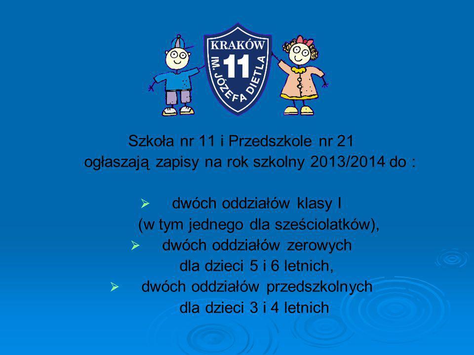 Szkoła nr 11 i Przedszkole nr 21