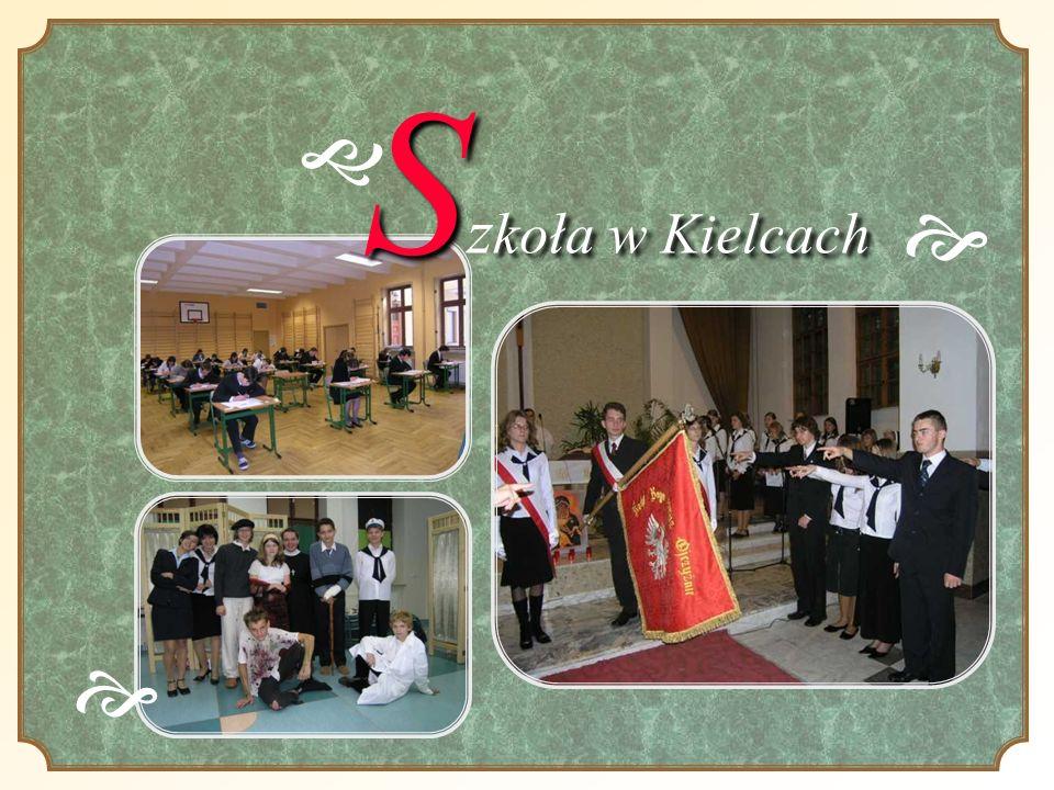Szkoła w Kielcach e e e
