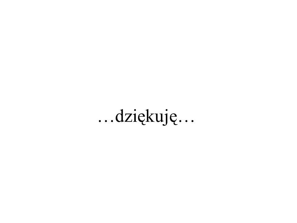 …dziękuję…