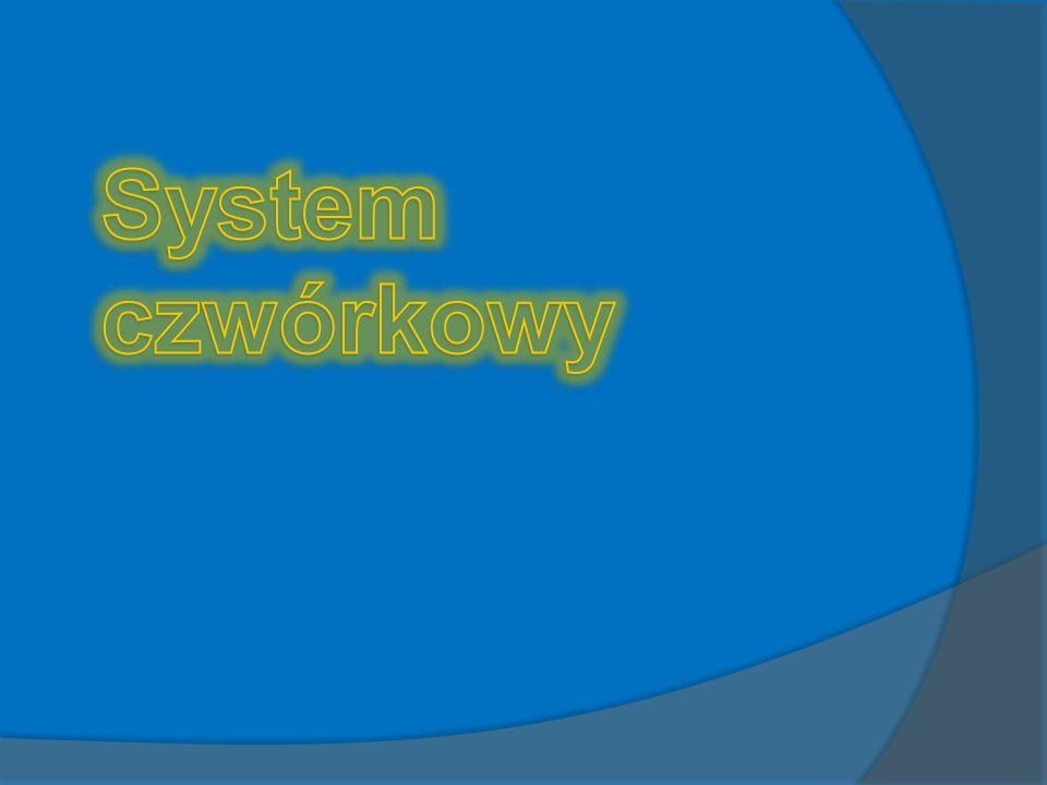 System czwórkowy