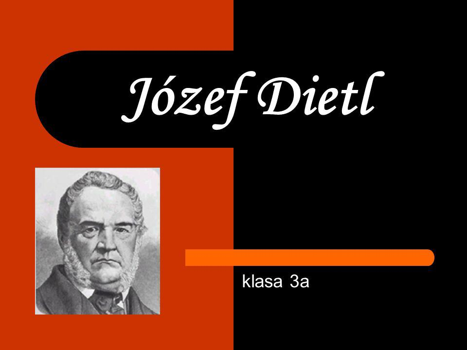 Józef Dietl klasa 3a