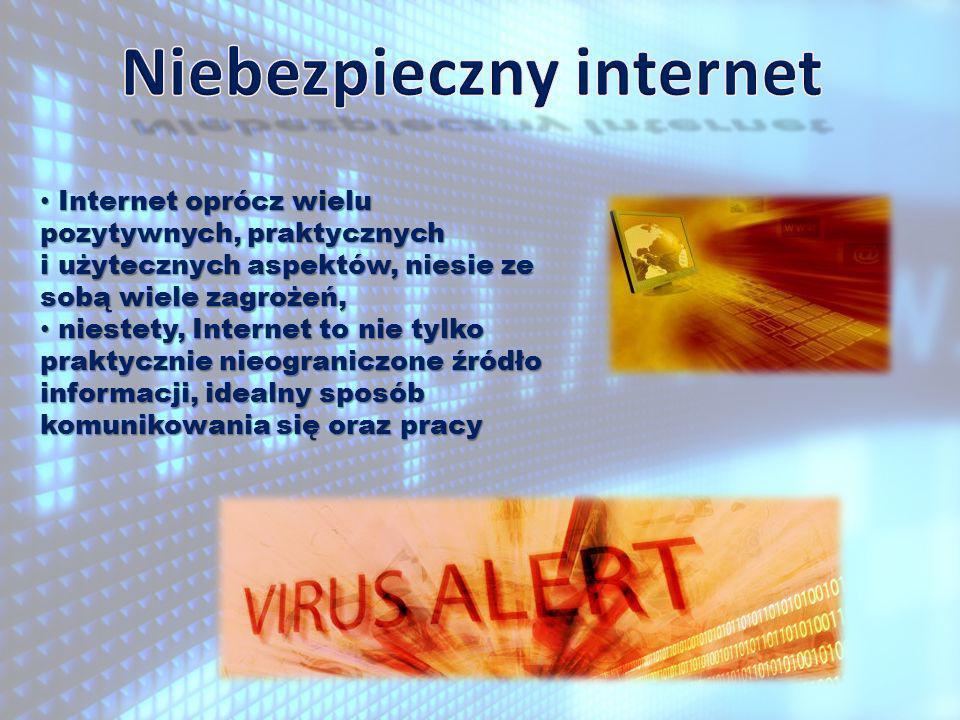 Niebezpieczny internet