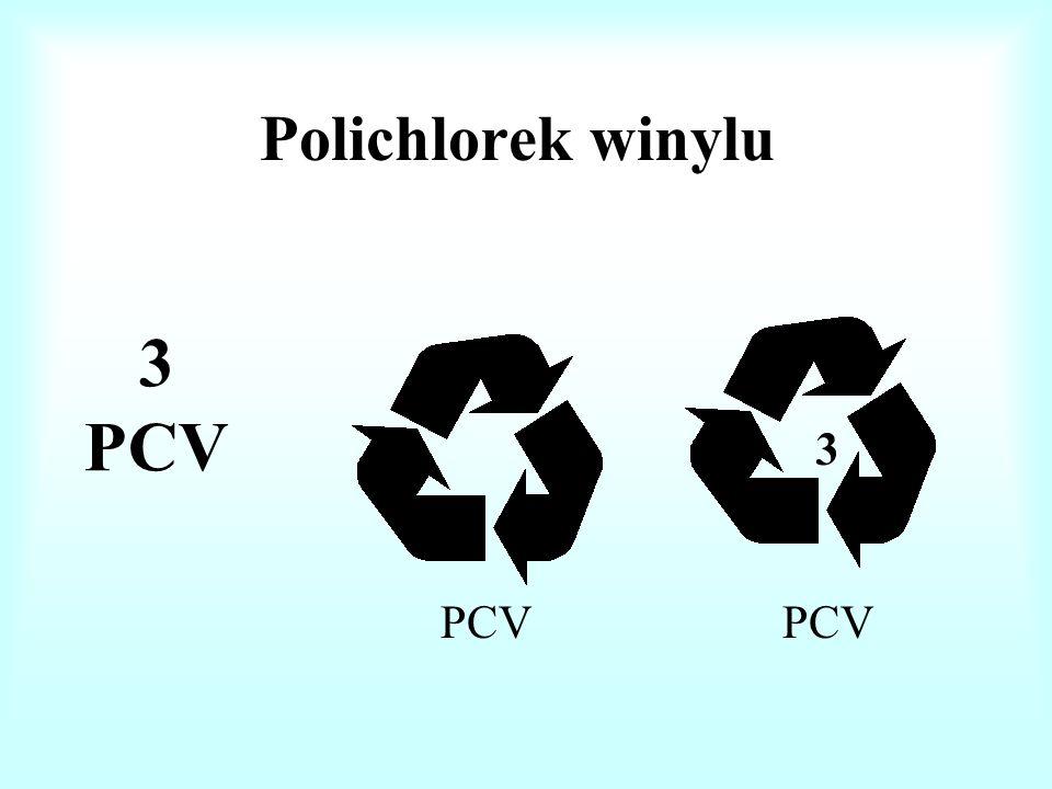 Polichlorek winylu 3 PCV 3 PCV PCV