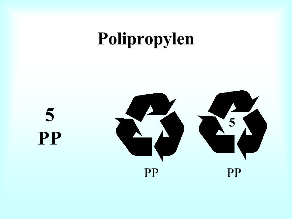 Polipropylen 5 PP 5 PP PP