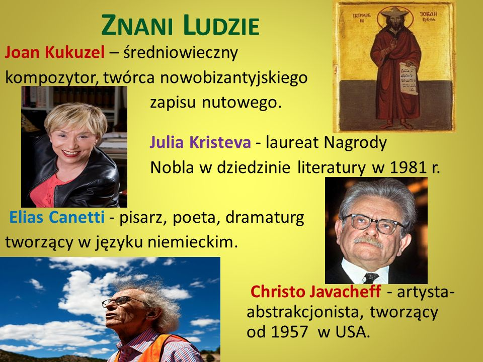 Znani Ludzie Julia Kristeva - laureat Nagrody