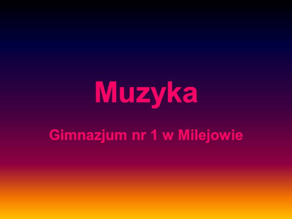 Gimnazjum nr 1 w Milejowie