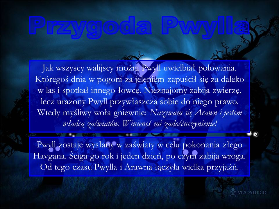 Przygoda Pwylla