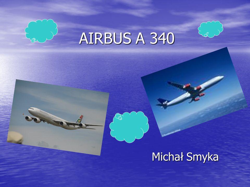 AIRBUS A 340 Michał Smyka