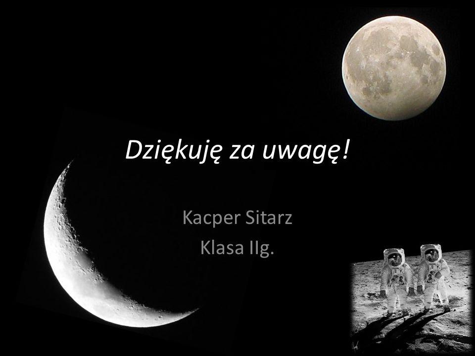 Kacper Sitarz Klasa IIg.
