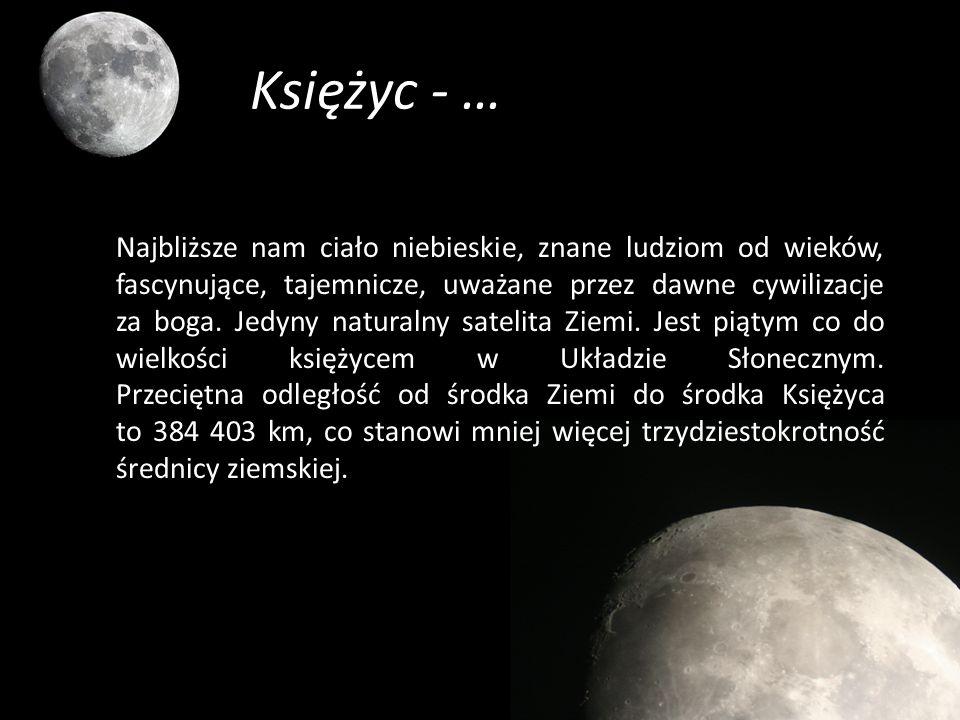 Księżyc - …