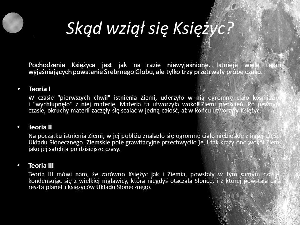 Skąd wziął się Księżyc