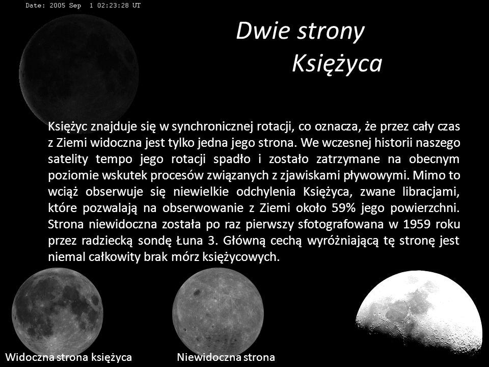 Dwie strony Księżyca