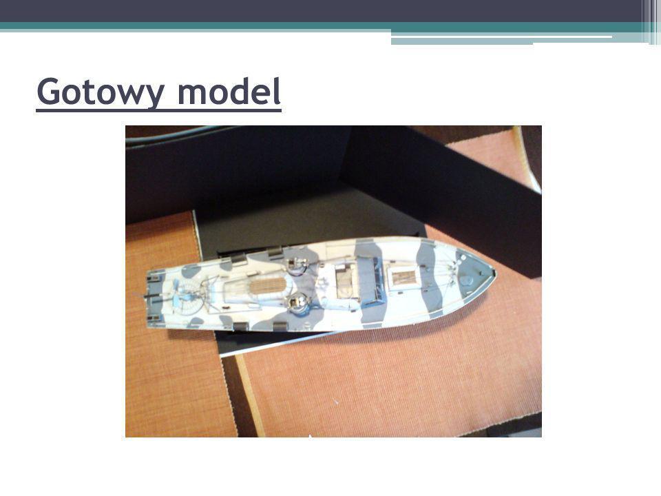 Gotowy model