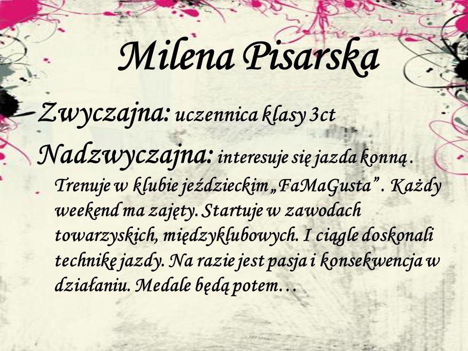 Milena Pisarska
