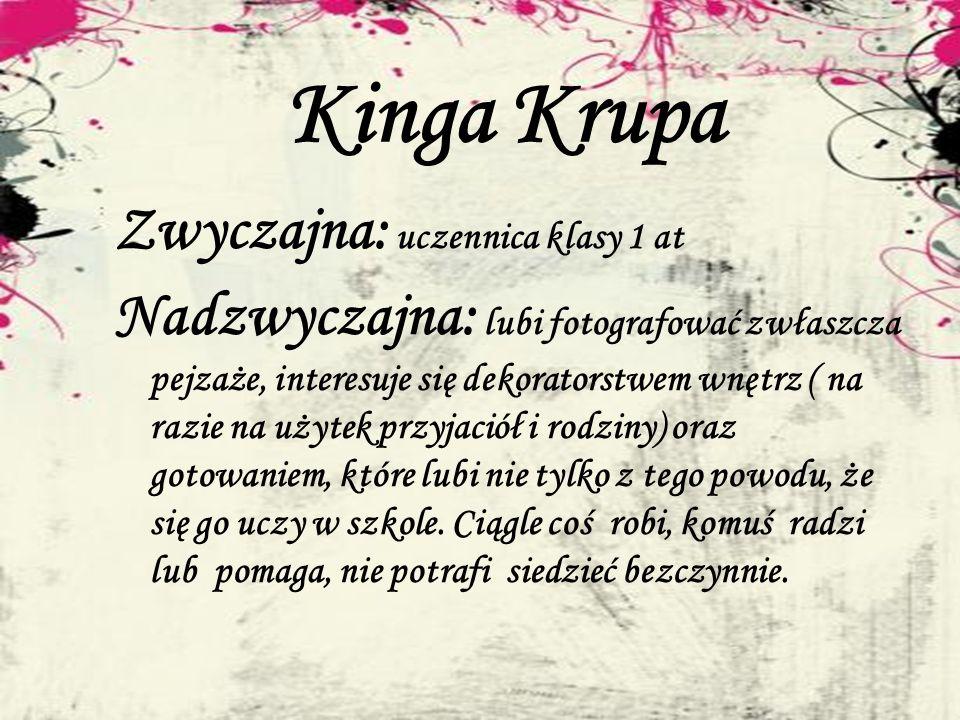 Kinga Krupa
