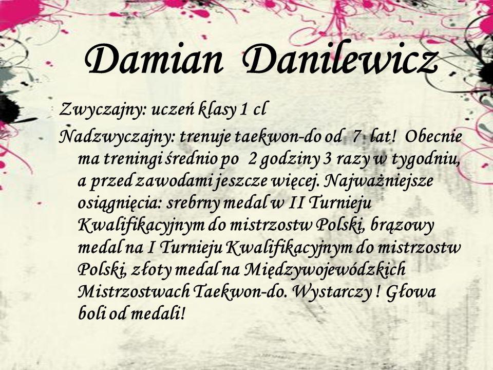 Damian Danilewicz