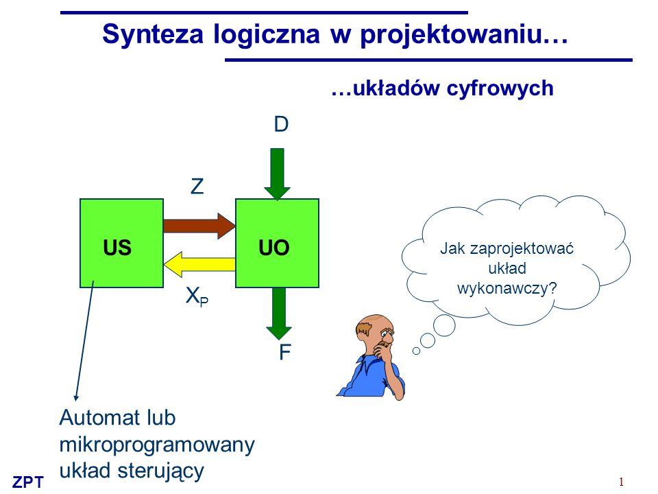 Synteza logiczna w projektowaniu…