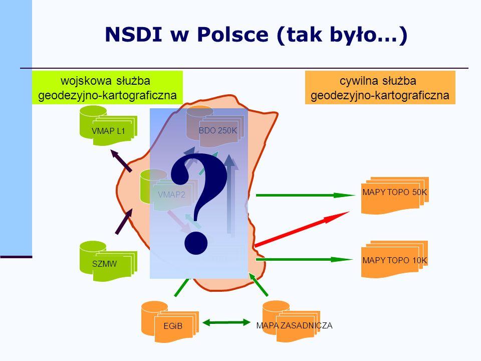 NSDI w Polsce (tak było…)