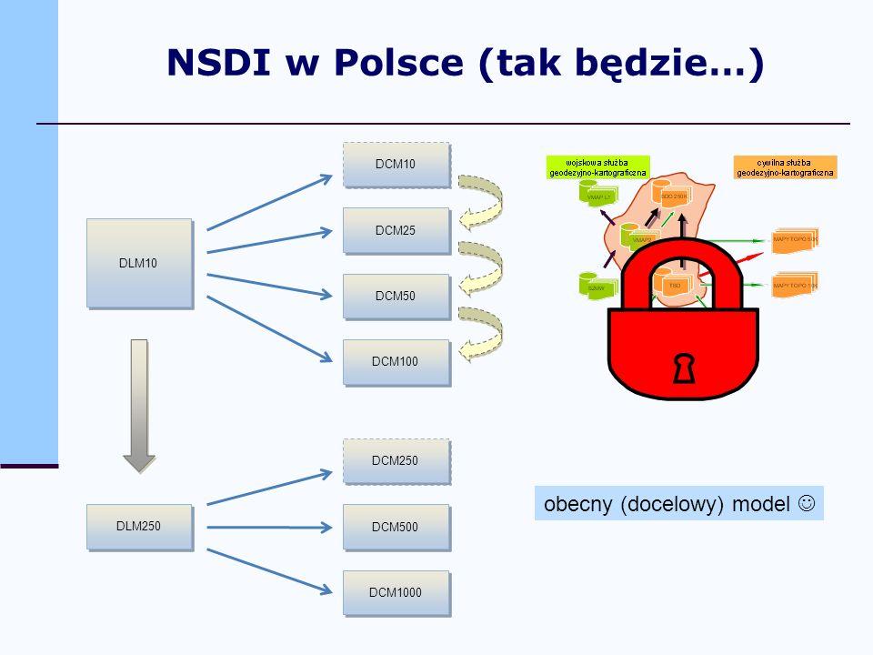 NSDI w Polsce (tak będzie…)