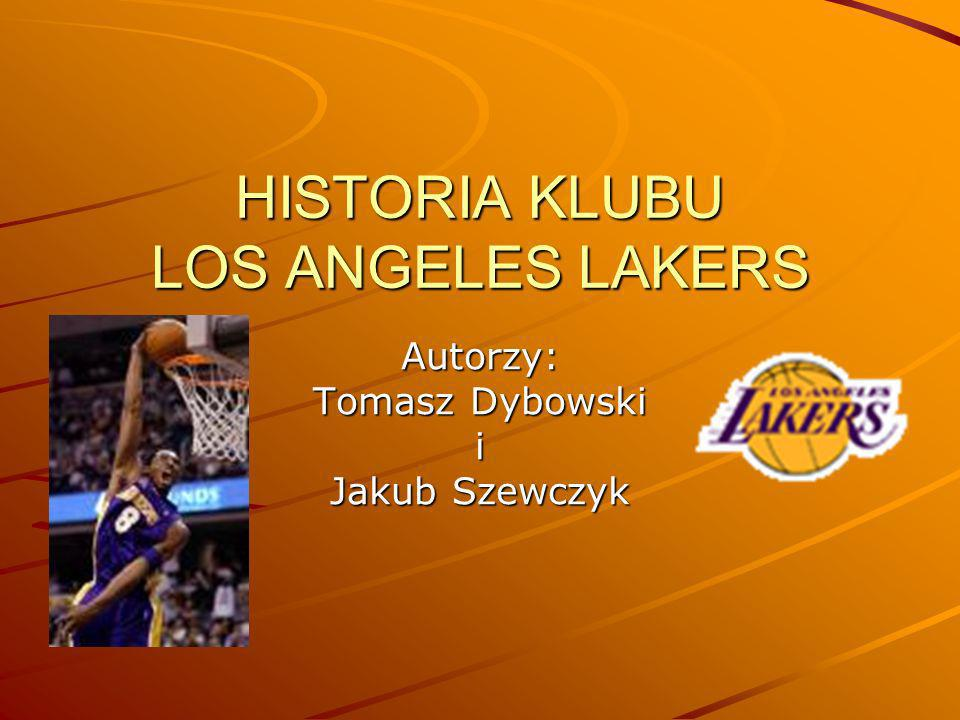 HISTORIA KLUBU LOS ANGELES LAKERS