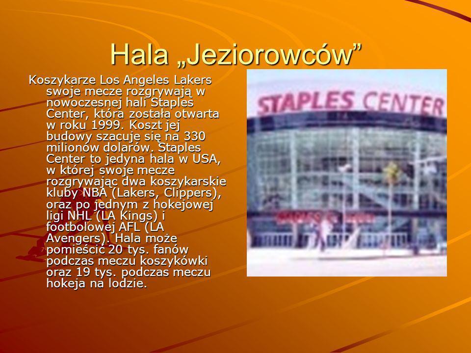 """Hala """"Jeziorowców"""