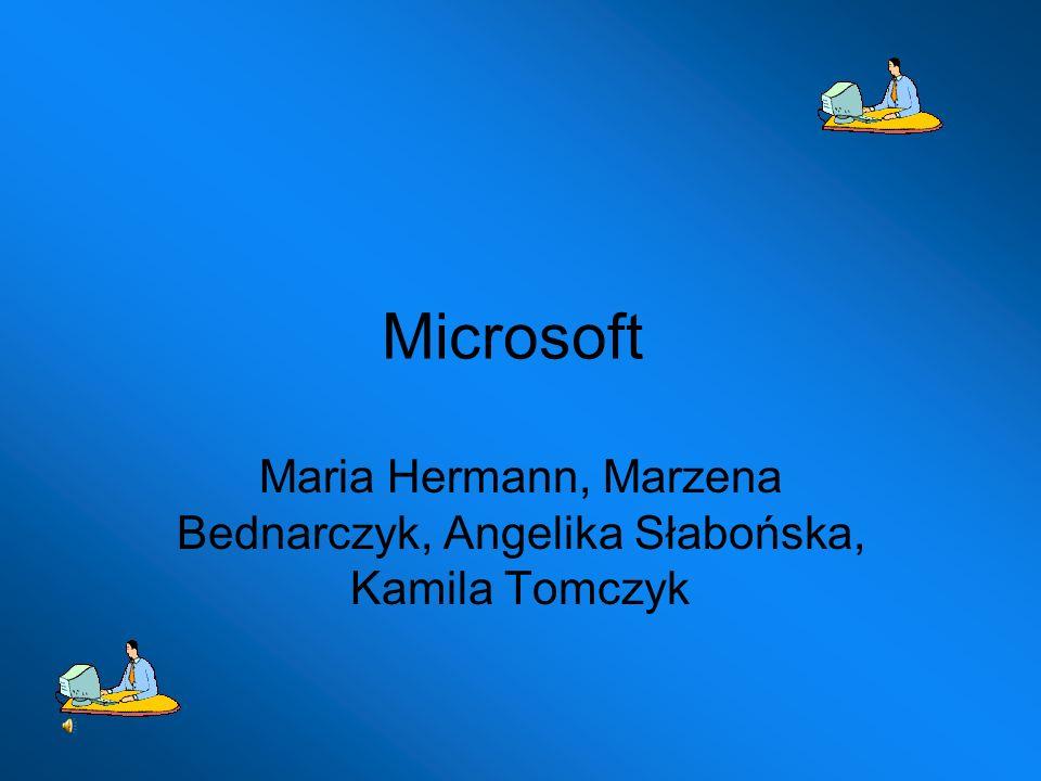 Maria Hermann, Marzena Bednarczyk, Angelika Słabońska, Kamila Tomczyk