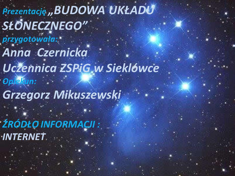 Uczennica ZSPiG w Sieklówce Grzegorz Mikuszewski