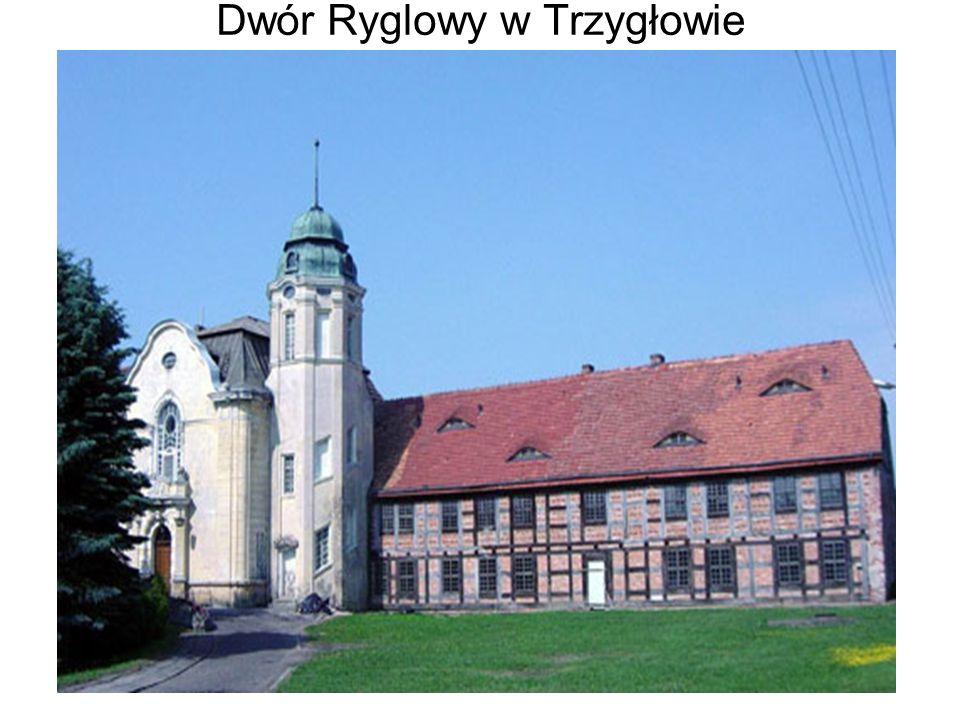 Dwór Ryglowy w Trzygłowie