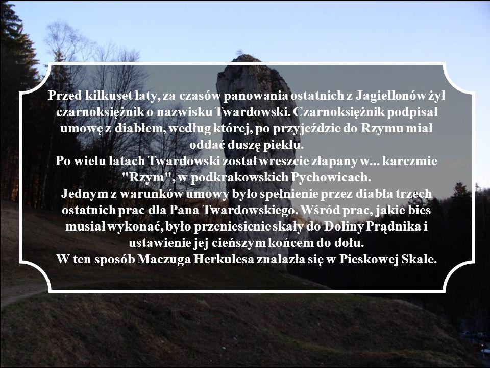 Przed kilkuset laty, za czasów panowania ostatnich z Jagiellonów żył czarnoksiężnik o nazwisku Twardowski.