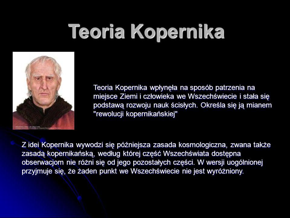 Teoria Kopernika